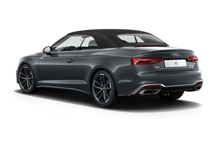 Audi A5 40 Cabriolet 2Dr 2.0 TFSI 190PS Edition 1 2Dr S Tronic [Start Stop] back view