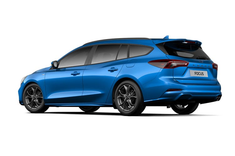 Ford Focus Estate 2.0 EcoBlue 150PS ST-Line Edition 5Dr Manual [Start Stop] back view
