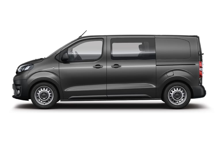 Toyota PROACE Medium 2.0 D FWD 120PS Design Crew Van Manual [Start Stop] back view