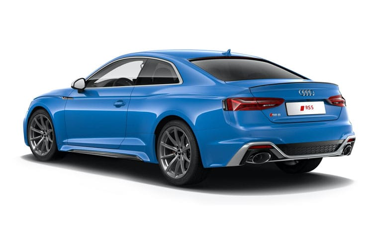 Audi A5 40 Coupe quattro 2Dr 2.0 TDI 204PS Edition 1 2Dr S Tronic [Start Stop] back view