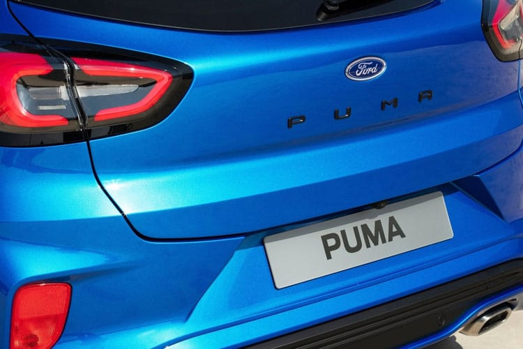 Ford Puma SUV 1.0 T EcoBoost MHEV 155PS Titanium 5Dr Manual [Start Stop] detail view