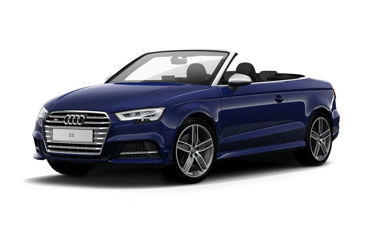 Audi A3 35 Cabriolet 2Dr 1.5 TFSI 150PS S line 2Dr S Tronic [Start Stop] front view