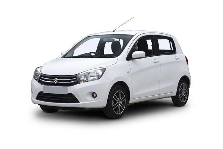 Suzuki Celerio Hatch 5Dr 1.0 Dualjet 68PS SZ2 5Dr Manual [Start Stop] front view