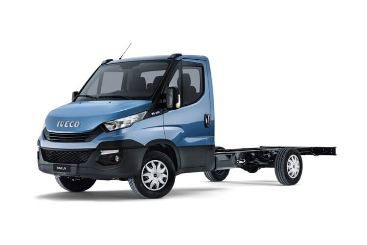 Iveco Daily 35S 3000 2.3 D HPI 14V RWD 136PS  Chassis Cab Manual [Start Stop] front view
