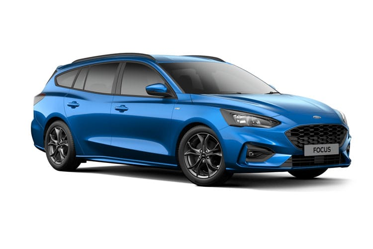 Ford Focus Estate 2.0 EcoBlue 150PS ST-Line Edition 5Dr Manual [Start Stop] front view