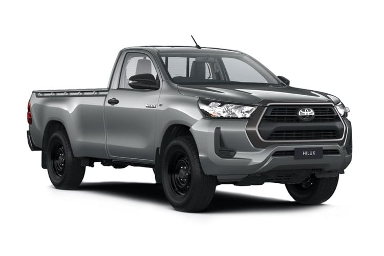 Toyota Hilux PickUp Double Cab 4wd 2.4 D-4D 4WD 150PS Icon Pickup Double Cab Auto [Start Stop] front view