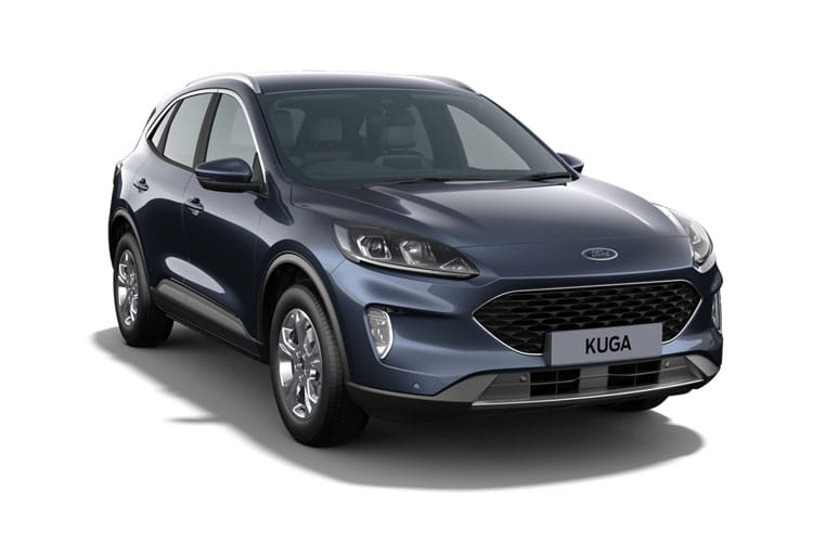 Ford Kuga SUV 2WD 2.5 PHEV 14.4kWh 225PS ST-Line X Edition 5Dr CVT [Start Stop] front view