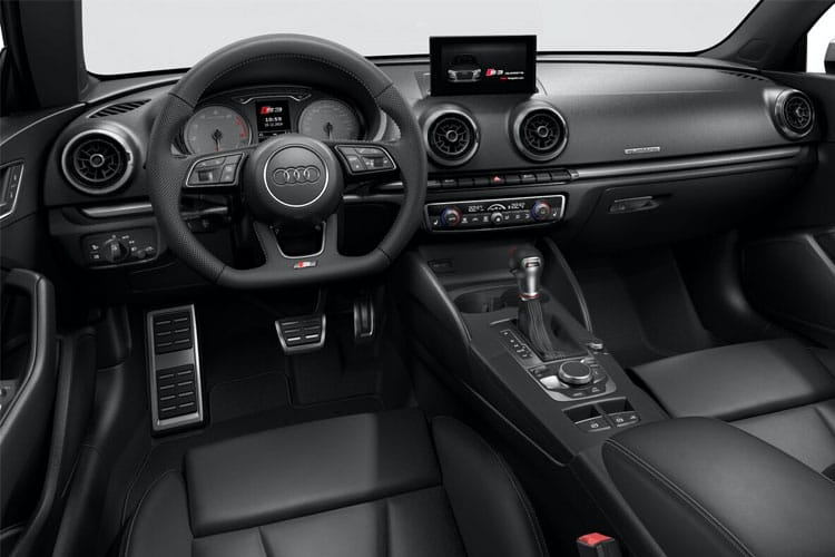 Audi A3 35 Cabriolet 2Dr 1.5 TFSI 150PS S line 2Dr S Tronic [Start Stop] inside view