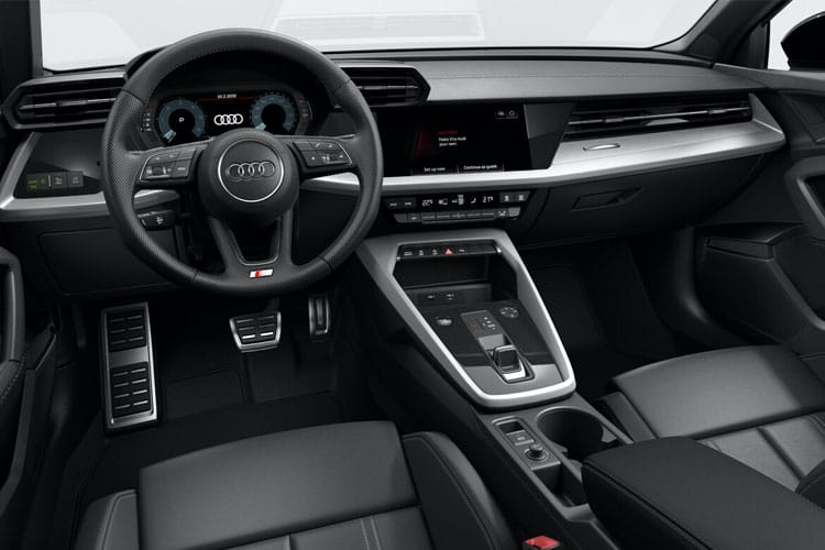 Audi A3 35 Sportback 5Dr 1.5 TFSI 150PS Technik 5Dr S Tronic [Start Stop] inside view