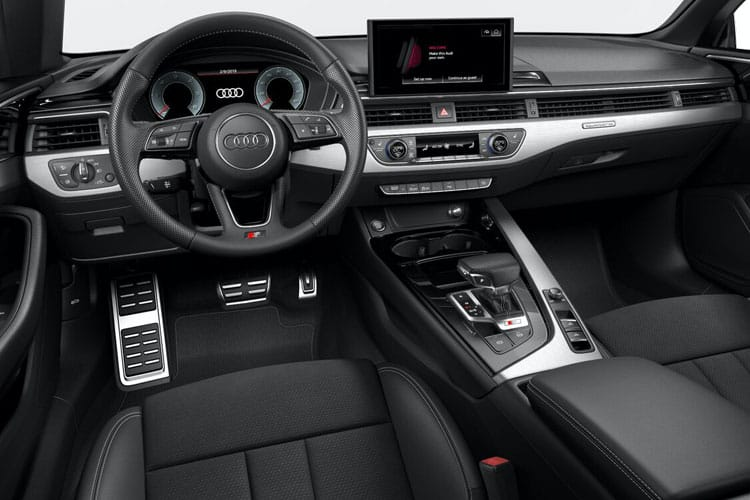 Audi A5 40 Cabriolet 2Dr 2.0 TFSI 190PS Edition 1 2Dr S Tronic [Start Stop] inside view
