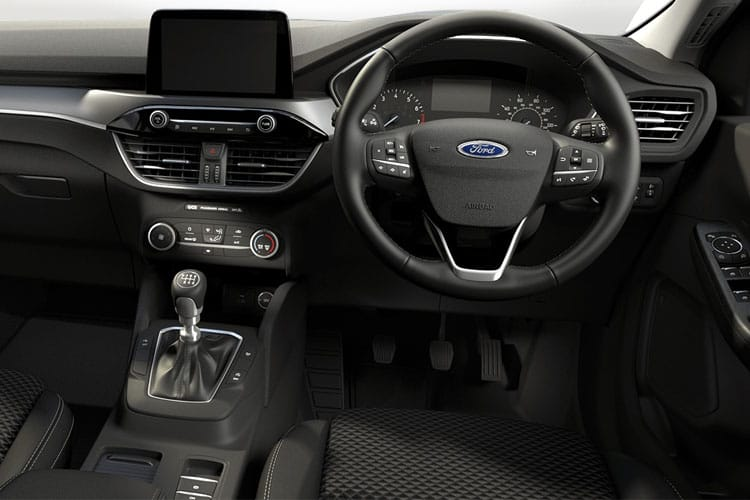 Ford Kuga SUV 2WD 2.5 PHEV 14.4kWh 225PS ST-Line X Edition 5Dr CVT [Start Stop] inside view
