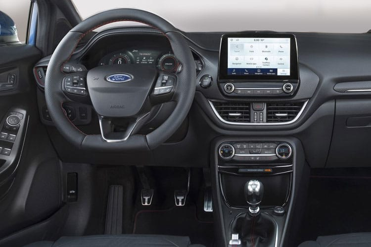 Ford Puma SUV 1.0 T EcoBoost MHEV 155PS Titanium 5Dr Manual [Start Stop] inside view