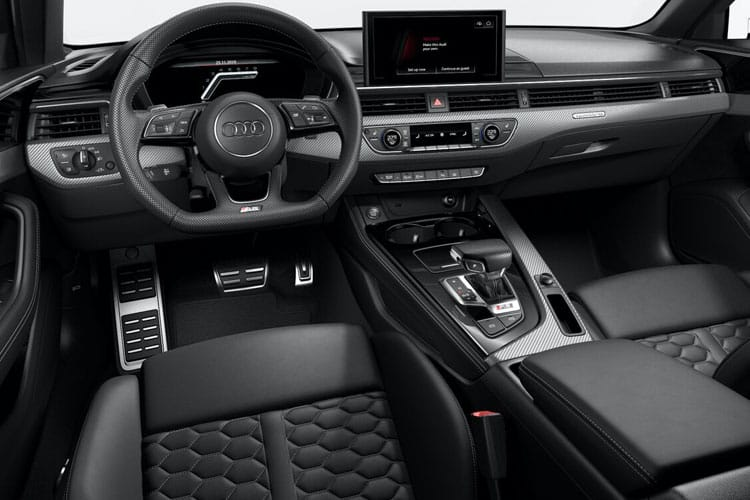 Audi A4 30 Avant 5Dr 2.0 TDI 136PS Technik 5Dr S Tronic [Start Stop] [Comfort Sound] inside view