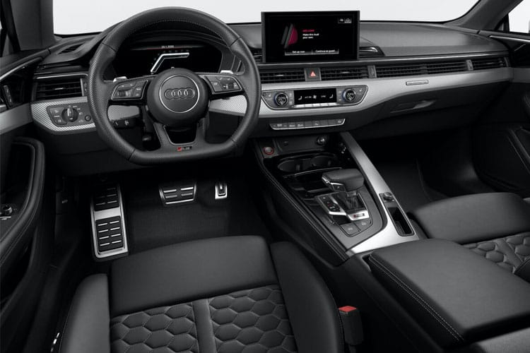 Audi A5 40 Coupe quattro 2Dr 2.0 TDI 204PS Edition 1 2Dr S Tronic [Start Stop] inside view