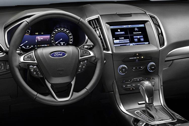 Ford S-MAX MPV AWD 2.0 EcoBlue 190PS Vignale 5Dr Auto [Start Stop] inside view