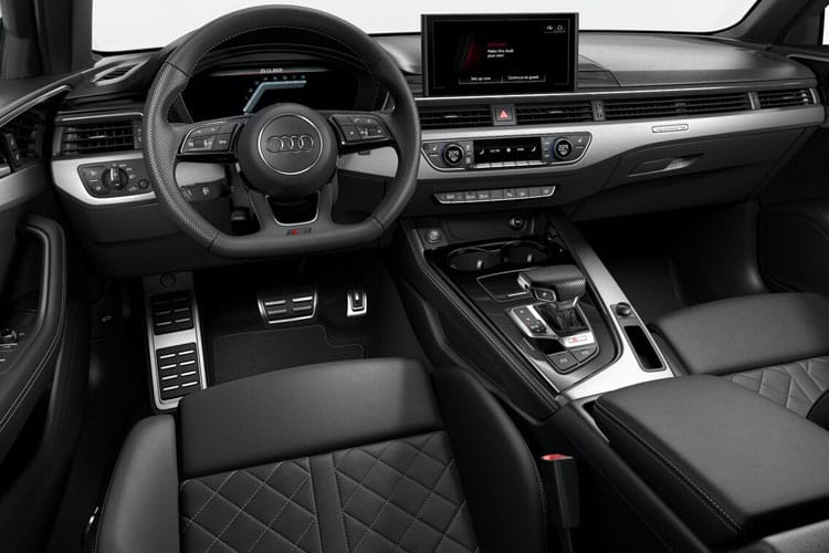 Audi A4 40 Saloon quattro 4Dr 2.0 TDI 204PS Sport Edition 4Dr S Tronic [Start Stop] inside view
